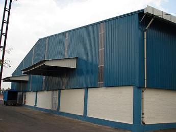 Metal Roofing and Cladding Sheet
